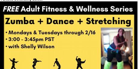 FREE Zumba & Wellness Classes. tickets