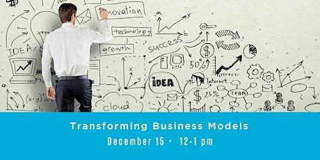 Transforming Nonprofit Business Models tickets