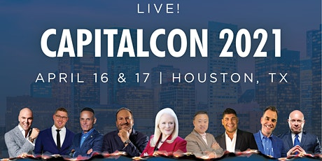 CapitalCon 2021 - Wealth Builders Conference tickets