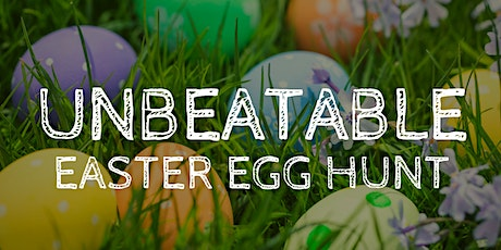 Unbeatable Easter Egg Hunt tickets