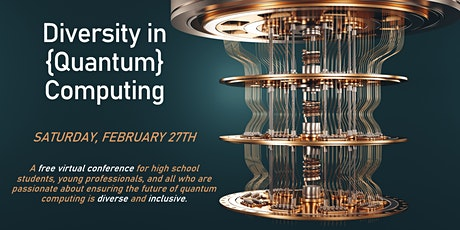 Diversity in Quantum Computing Conference Tickets