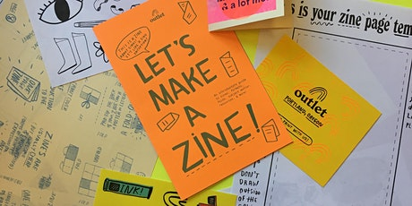 Let's Make a Zine! A Riso Zine Making Class w/ Kate Bingaman-Burt tickets