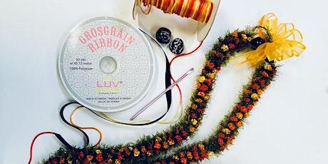 Crochet Rosette Lei- Hilo tickets