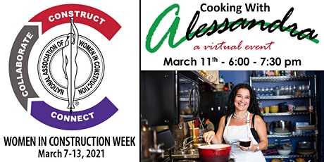 WIC Week Special Event - Cooking with Alessandra! biglietti