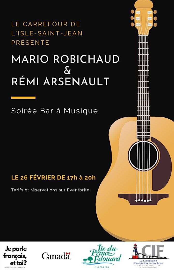 Soirée Bar  à Musique / Soirée Music Bar image