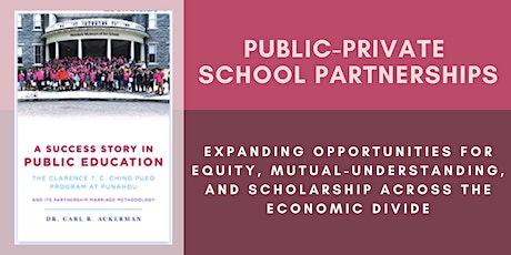 Public-Private School Partnerships tickets