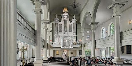Historic Sacred Spaces of Philadelphia tickets