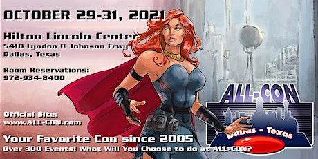 ALL-CON 2021: Advertising & Sponsorships tickets