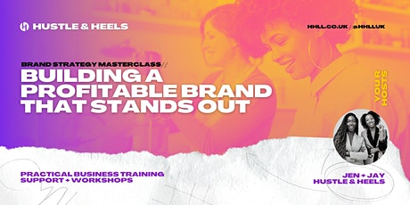 Building a profitable, standout brand for startups tickets