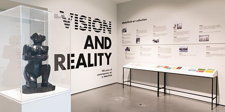 Talk - Vision and Reality: 100 Years of Contemporary Art in Wakefield tickets