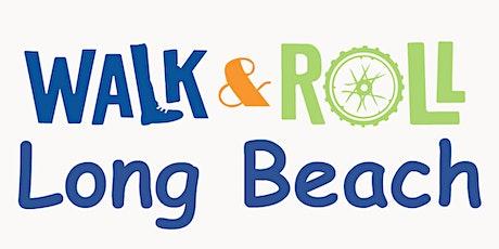 Walk  & Roll Long Beach: Seguridad en Bicicleta Para Familias entradas