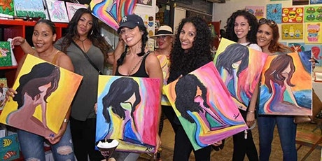 Soca N' Paint: Caribbean Sip and Paint with a Twist tickets