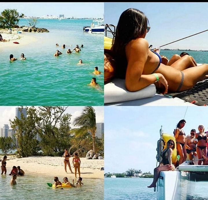 Independence Day BOOZE CRUISE MIAMI PACKAGE image