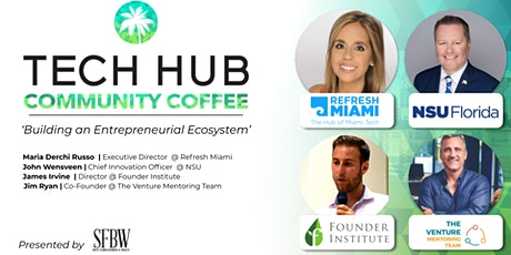 Community Coffee☕ | Building an Entrepreneurial Ecosystem tickets
