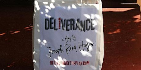 "Wordplay at Timucua: Joseph Hayes presents ""Deliverance"" (live stream) tickets"