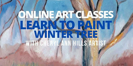 Learn to Paint a Winter Tree tickets