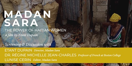 Madan Sara: The Power of Haitian Women tickets