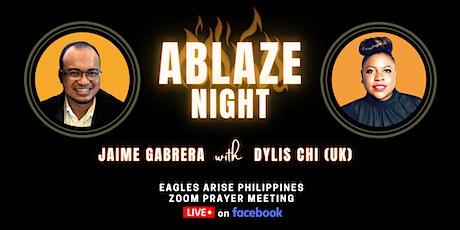 Ablaze Night tickets