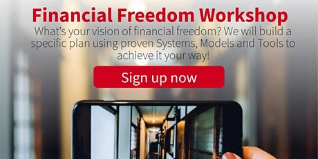 Financial Freedom Workshop tickets