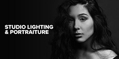 Studio Lighting and Portraiture tickets