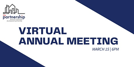 FCDP - Annual Meeting 2021 tickets
