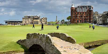 St. Andrews - Beyond the Tee  - Back by popular demand tickets
