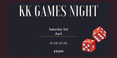 Kismet Konnections - Games Night tickets