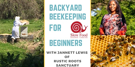 Beekeeping 101 with Janett Lewis tickets