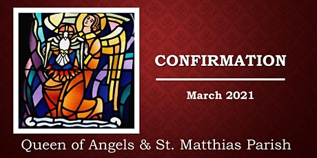 Confirmation (Religious Education Part 3) - March 20, 2021 tickets