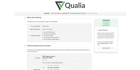 Attract and Retain More Clients by Closing with Qualia tickets