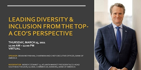 Leading Diversity & Inclusion from the top- A CEO's perspective tickets