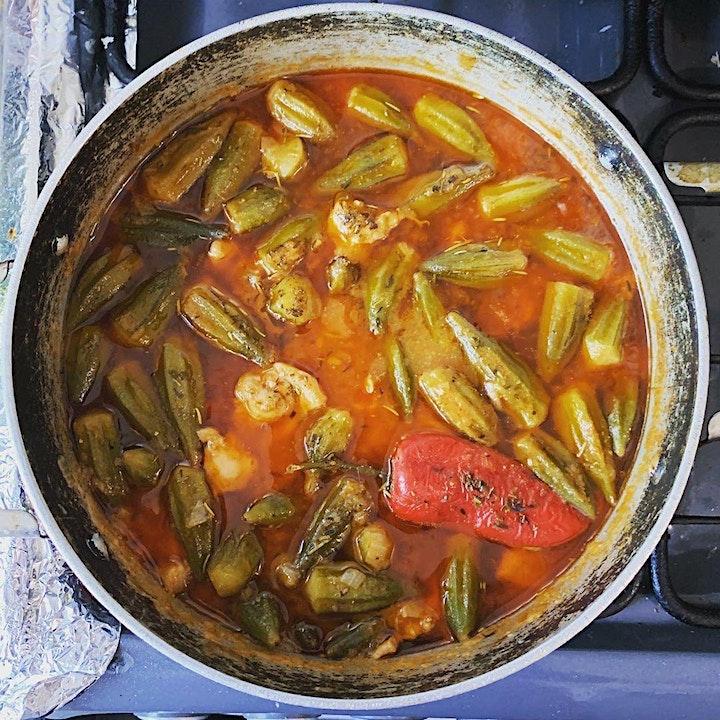 Odyssey Across Africa Cooking Class -Taste of Sudan image