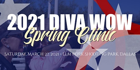 DIVA WOW 2021 Ladies & Youth Spring Clinic tickets