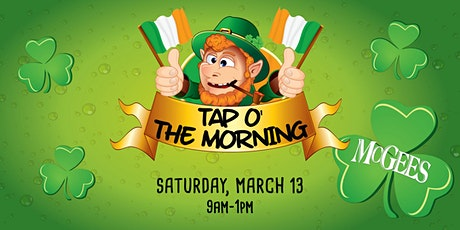 McGee's Top O' The Morning 2021 tickets