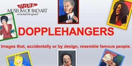 East End Libraries Present: Dopplehangers from The Museum of Bad Art tickets