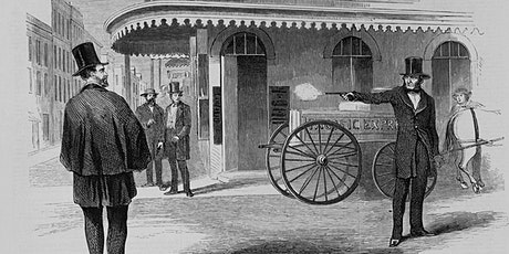 Words Matter: James King of William and San Francisco's 1856 Vigilantes tickets