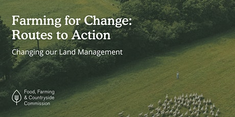 Routes to Action: changing our land management tickets