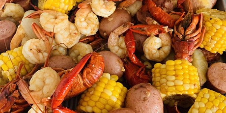 Shrimp/Crawfish Boil tickets
