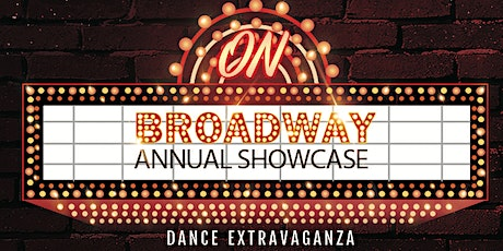 On Broadway Annual Showcase Dance Extravaganza - Fred Astaire Dance Studios tickets