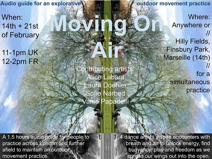 Moving On Air Further Afield 14.02. and 21.02. image