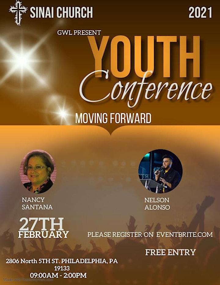 YOUTH CONFERENCE : AVANZANDO/MOVING FOWARD image