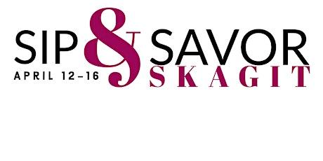 Sip & Savor Skagit tickets