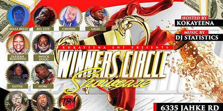 The Winners Circle Showcase tickets
