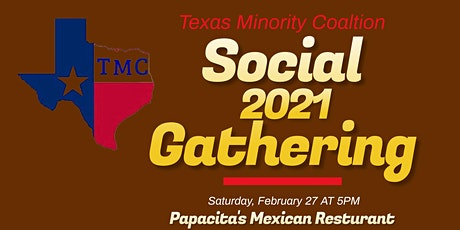 Texas Minority Coalition Social Gathering tickets