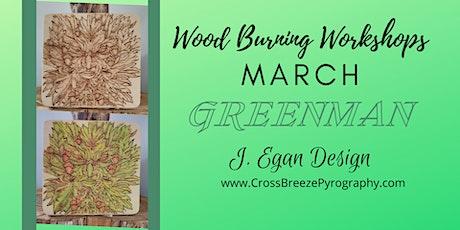 Wood Burning Workshop - Green Man tickets