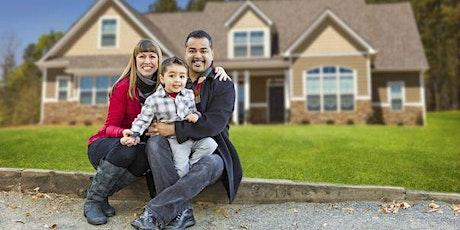 LUCHA: Virtual First-Time Homebuyer Webinar Series tickets