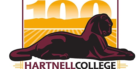 Summer 2021-Hartnell College Study Area Reservations tickets