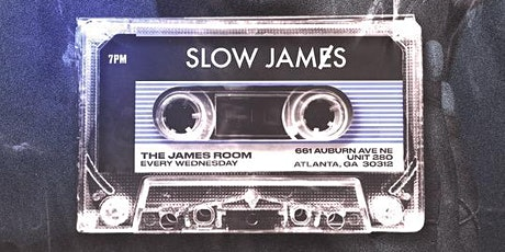 Slow JAMeS tickets