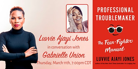 Luvvie Ajayi Jones | Professional Troublemaker tickets
