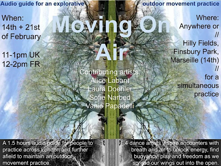 Moving On Air Finsbury Park 14. // 21.02.2021 image